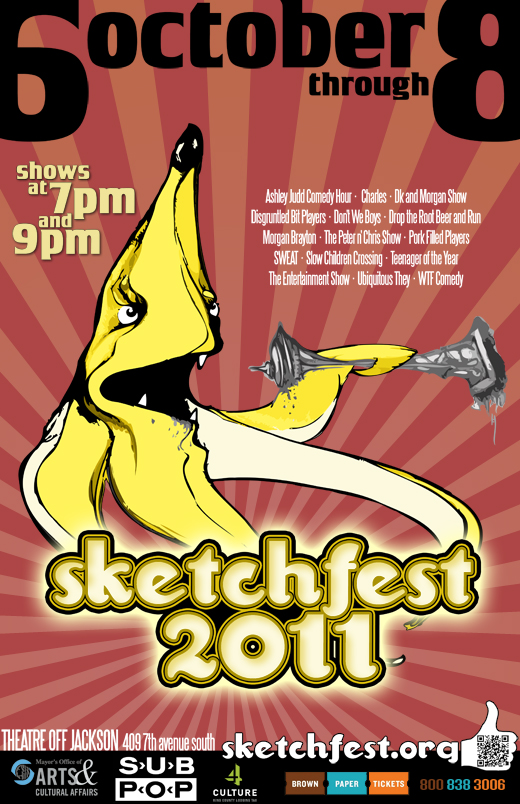 Seattle SketchFest 2011