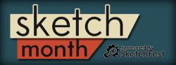 Sketch Month 2015!