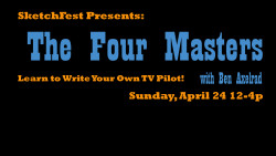 four masters poster