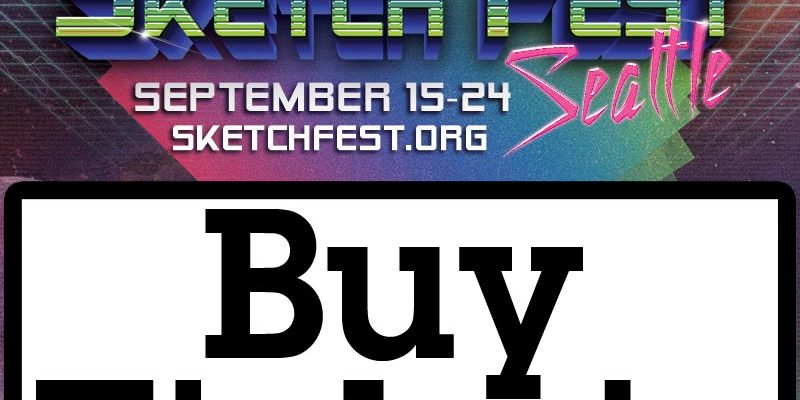 Tickets are LIVE for SketchFest 2016!