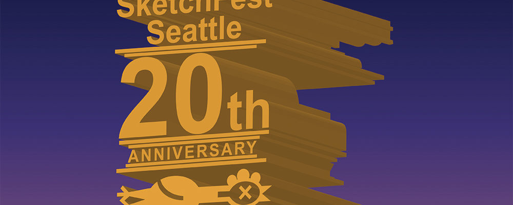 SketchFest Seattle 2019 Lineup Announced!